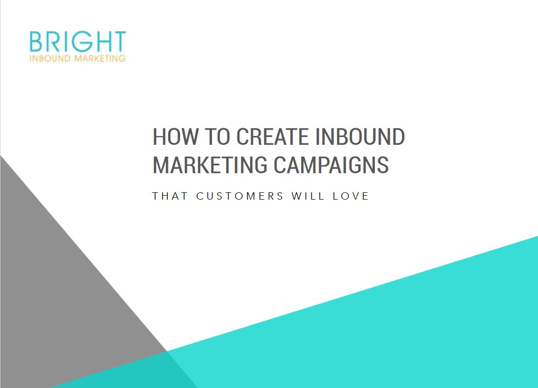 Inbound Marketing Campaigns